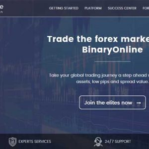 I binary options online calculator