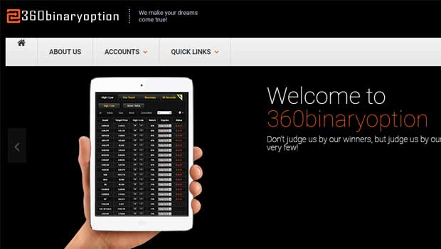 Binary option 360