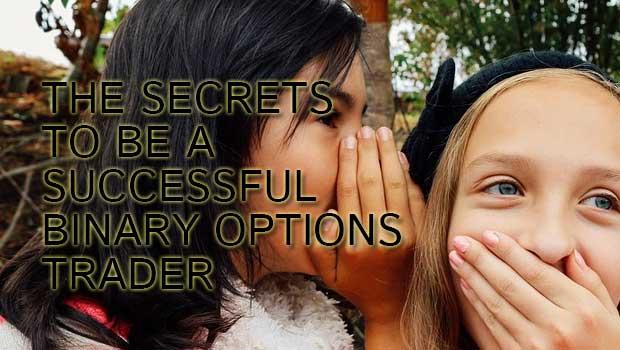 Secrets to binary options